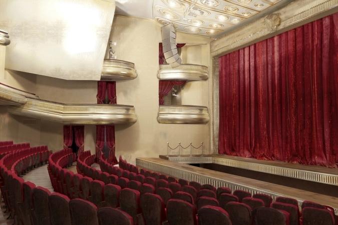 Театр оперы и балета в