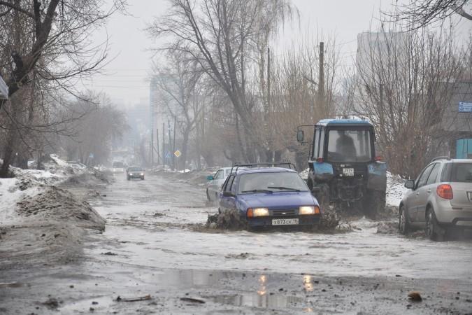 Карта опасных дорог Ижевска: